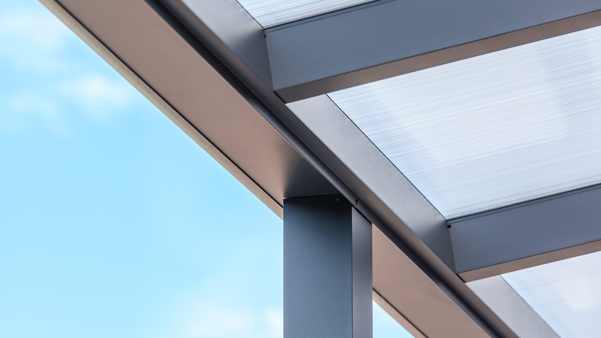 Is a Hidden Guttering Veranda right for your company building? – Commercial blog