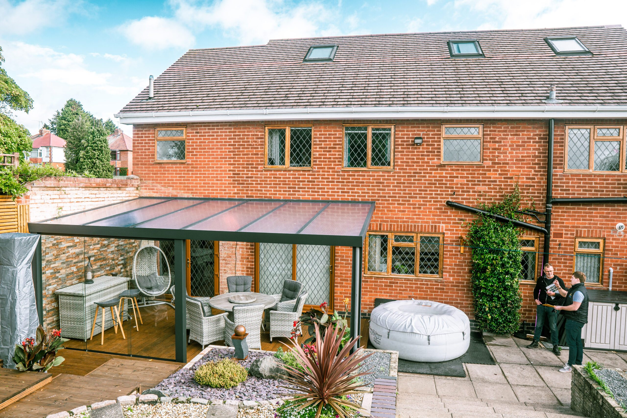 5 reasons why a lean-to veranda is the right choice for your home